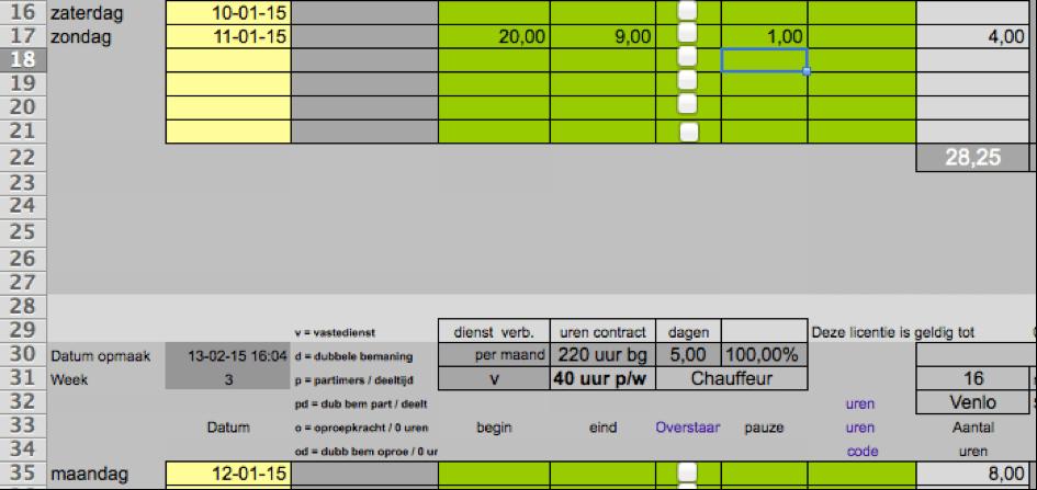 handleiding pro schermprint9